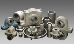 GRAPHALLOY self lubricating bushings and bearings