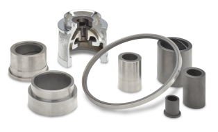 GRAPHALLOY bearings for tough pump problems