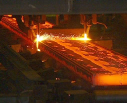 high temperature bearings in steel mills